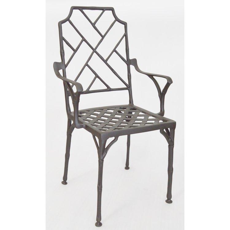 Cast Aluminium Chair 10