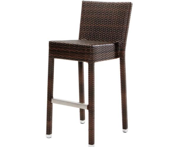 Piarro Bar stool brown