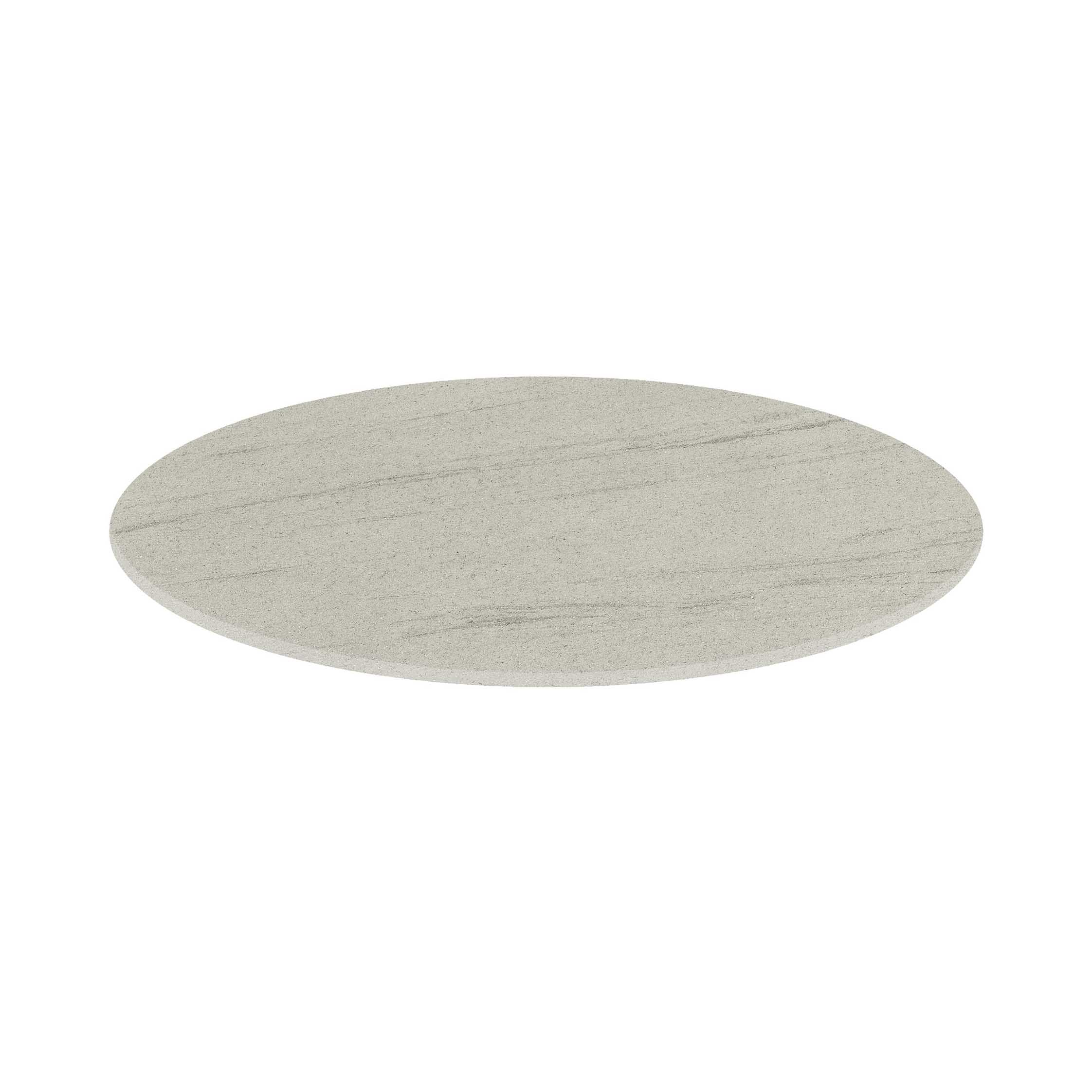 Round table top 70cm - Grey