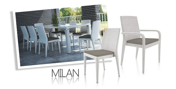 Milan Dining Chairs -Germany