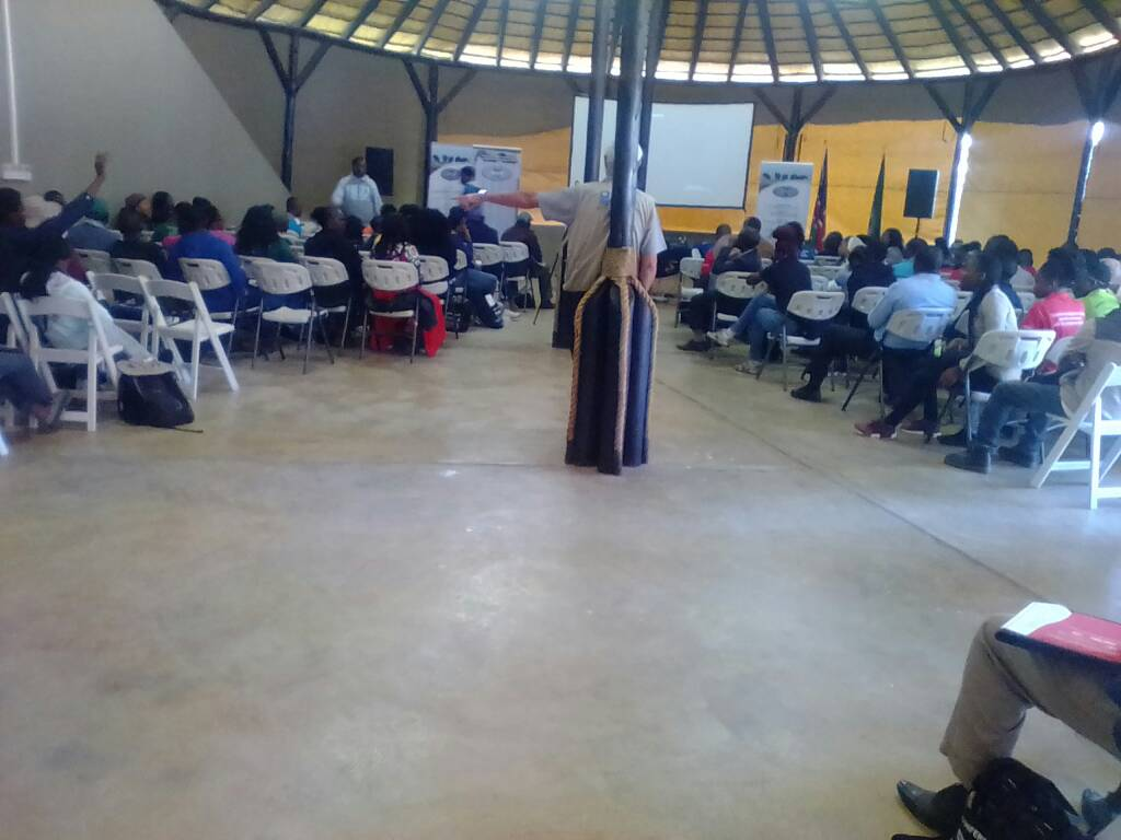 Progress Namibia - The Namibian Environmental Education Network meets for their annual conference