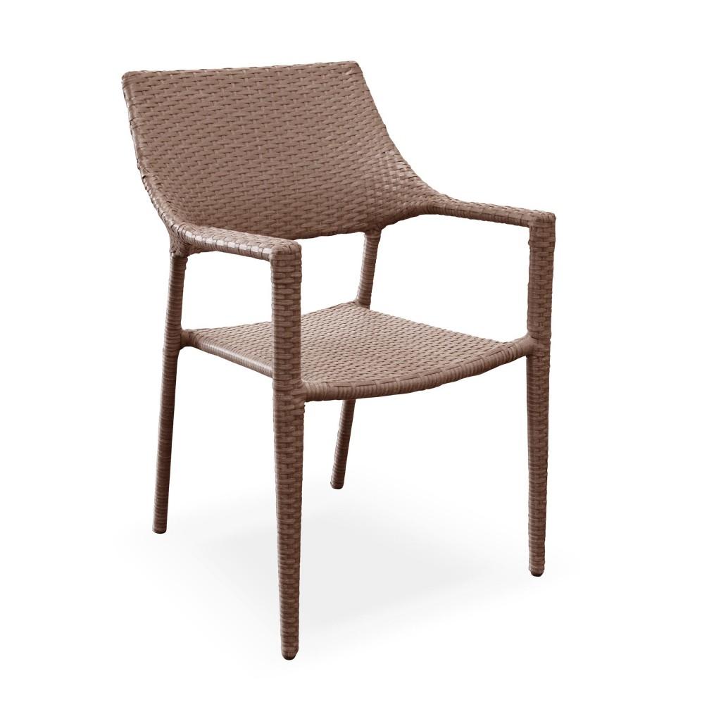 Theo coffee arm chair