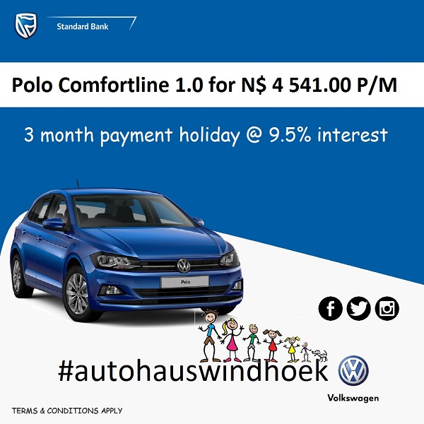 Polo Comfortline for N$ 4435 P/M