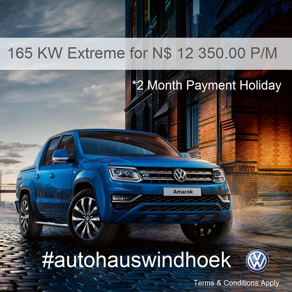 165 KW Extreme for N$ 12350 P/M