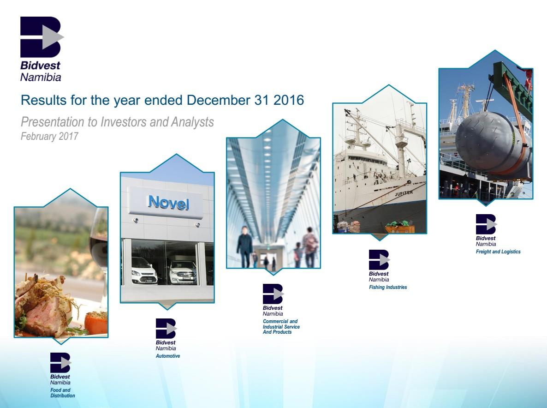 Half-year Results presentation 2016/2017