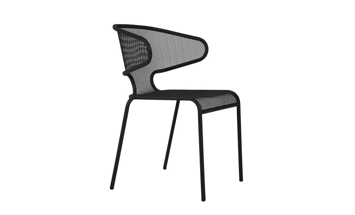 Britt Dining chair Anthracite