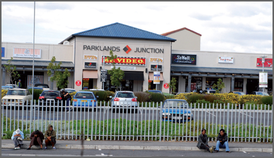 Parklands Junction
