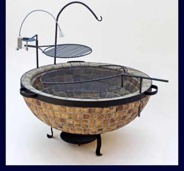 Boma Pit 1100 Mosaic