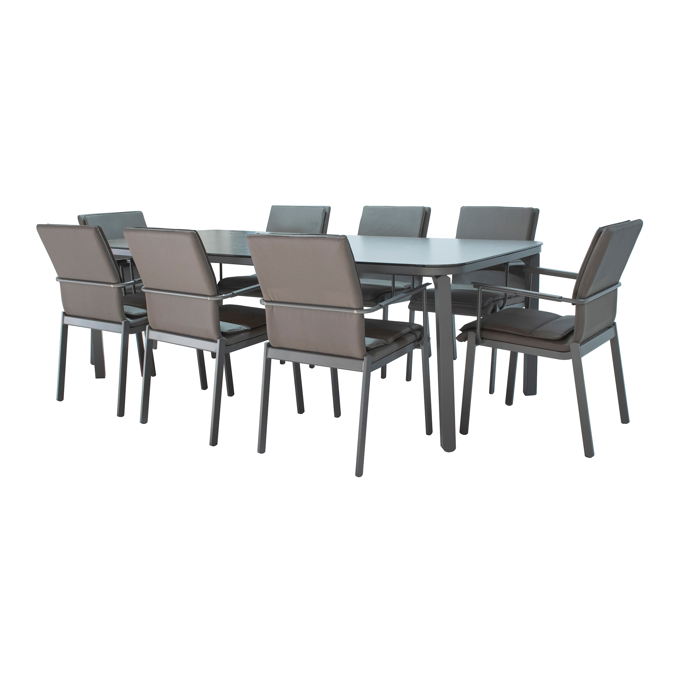 Cora 8 seater Dining set