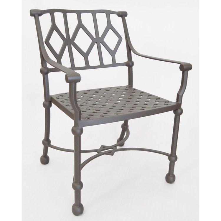 Cast Aluminium Chair 6