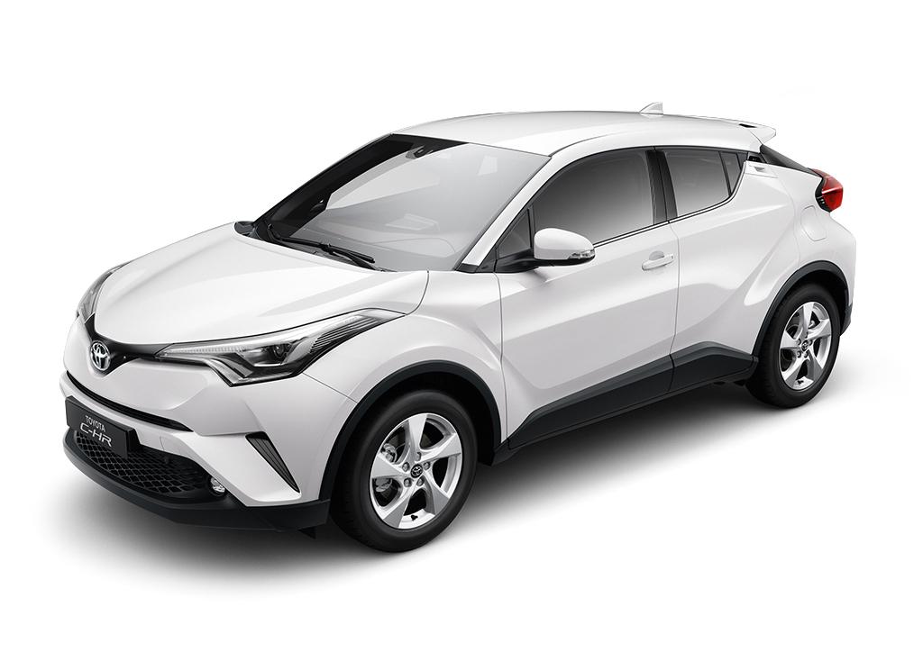 C-HR - Toyota Indongo Namibia