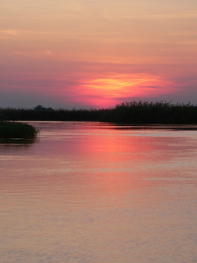 Caprivi Sundown