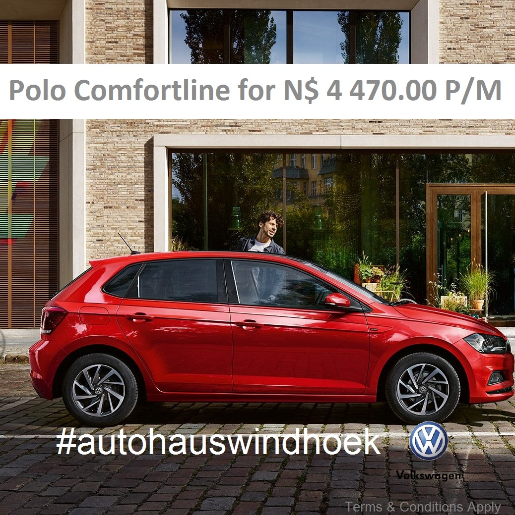 Polo Comfortline for N$ 4470 P/M