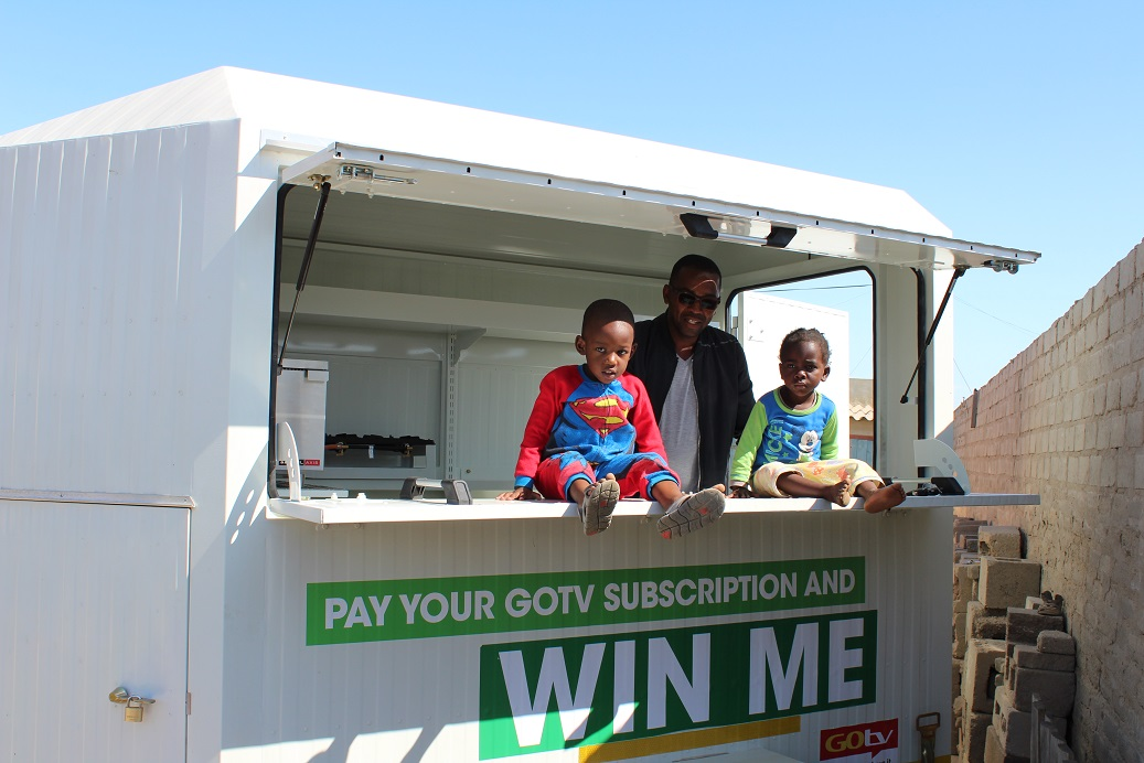 GOtv Namibia changes three subscribers' lives with a gift that keeps on giving