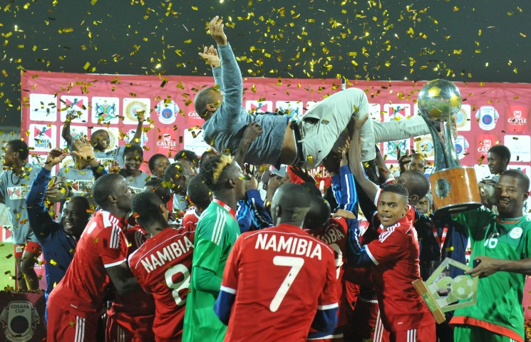GOgetters to share in the excitement of Euro 2016 and the Cosafa Cup this June