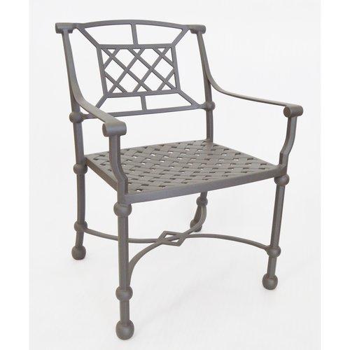 Cast Aluminium Chair 5