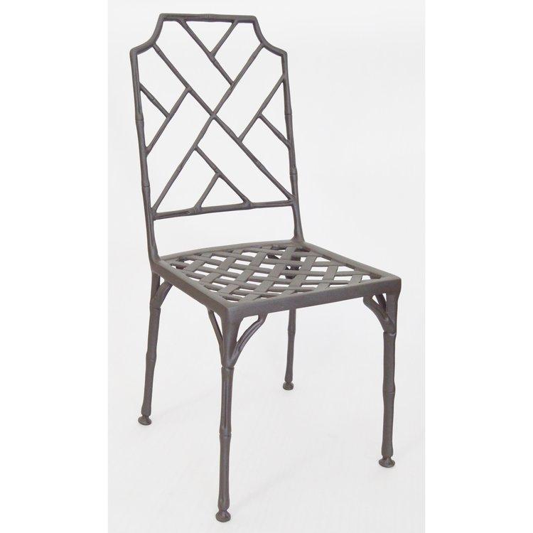 Cast Aluminium Chair 11