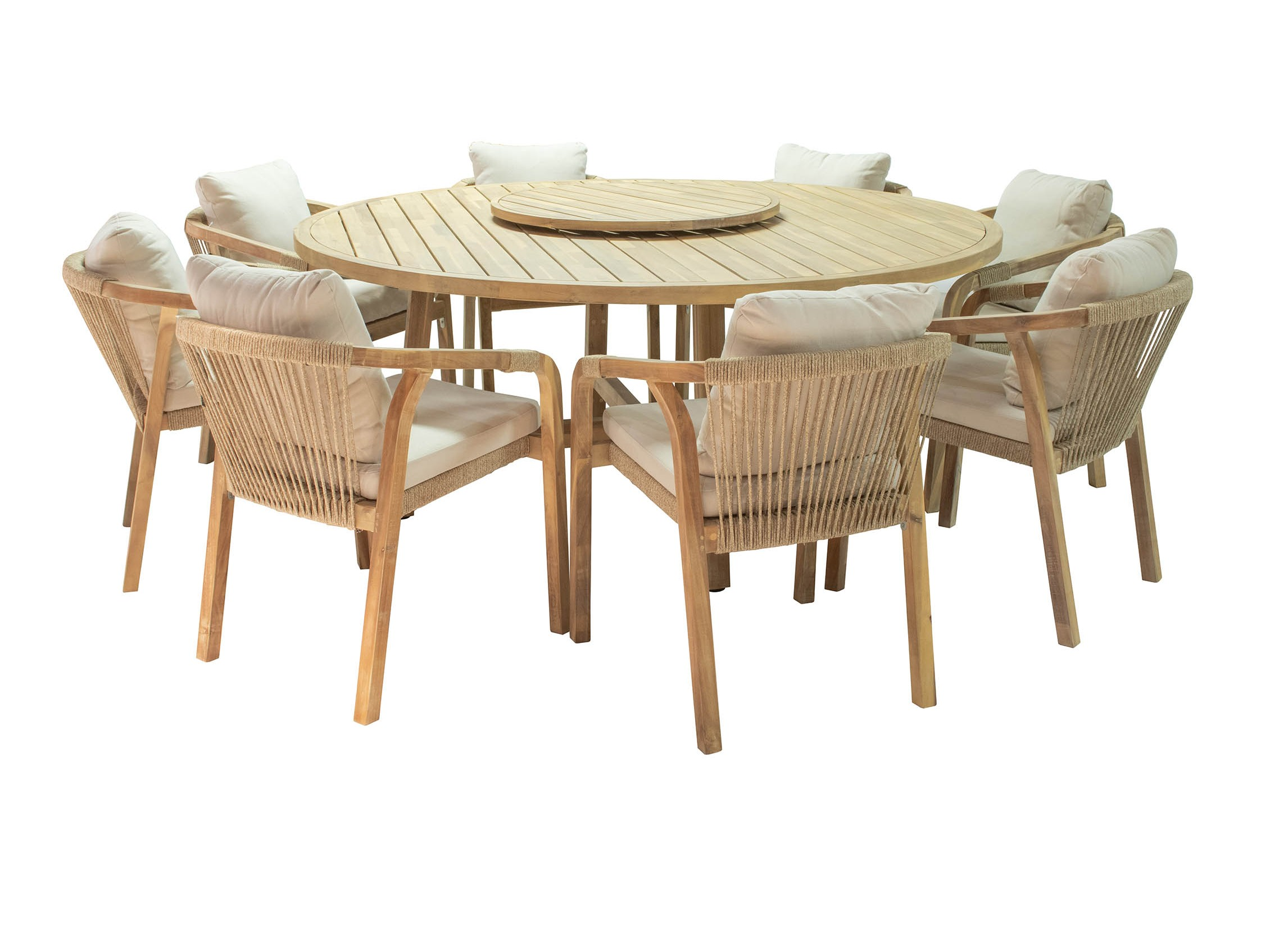 Remo 8 seater Dining set