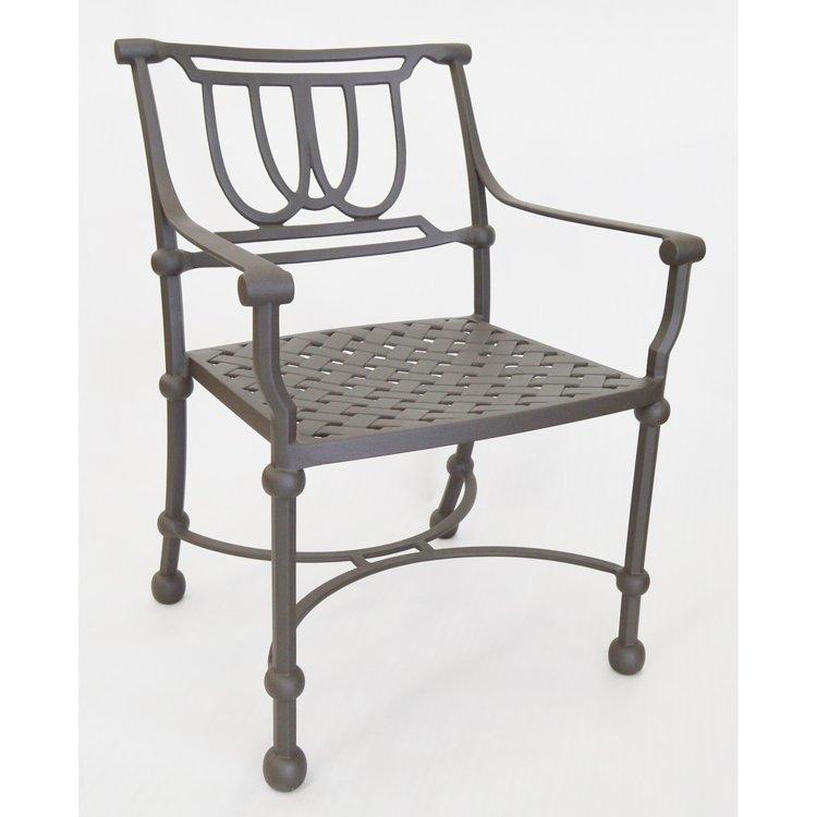 Cast Aluminium Chair 9
