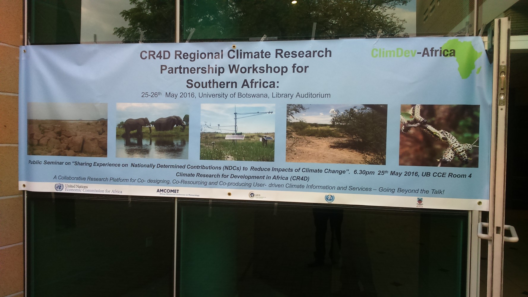 Progress Namibia - Southern Africa Regional Workshop on Climate Research Partnership Concludes