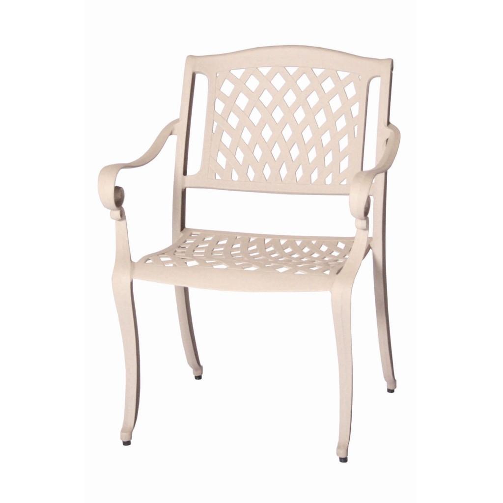 Castro mushroom dining arm chair
