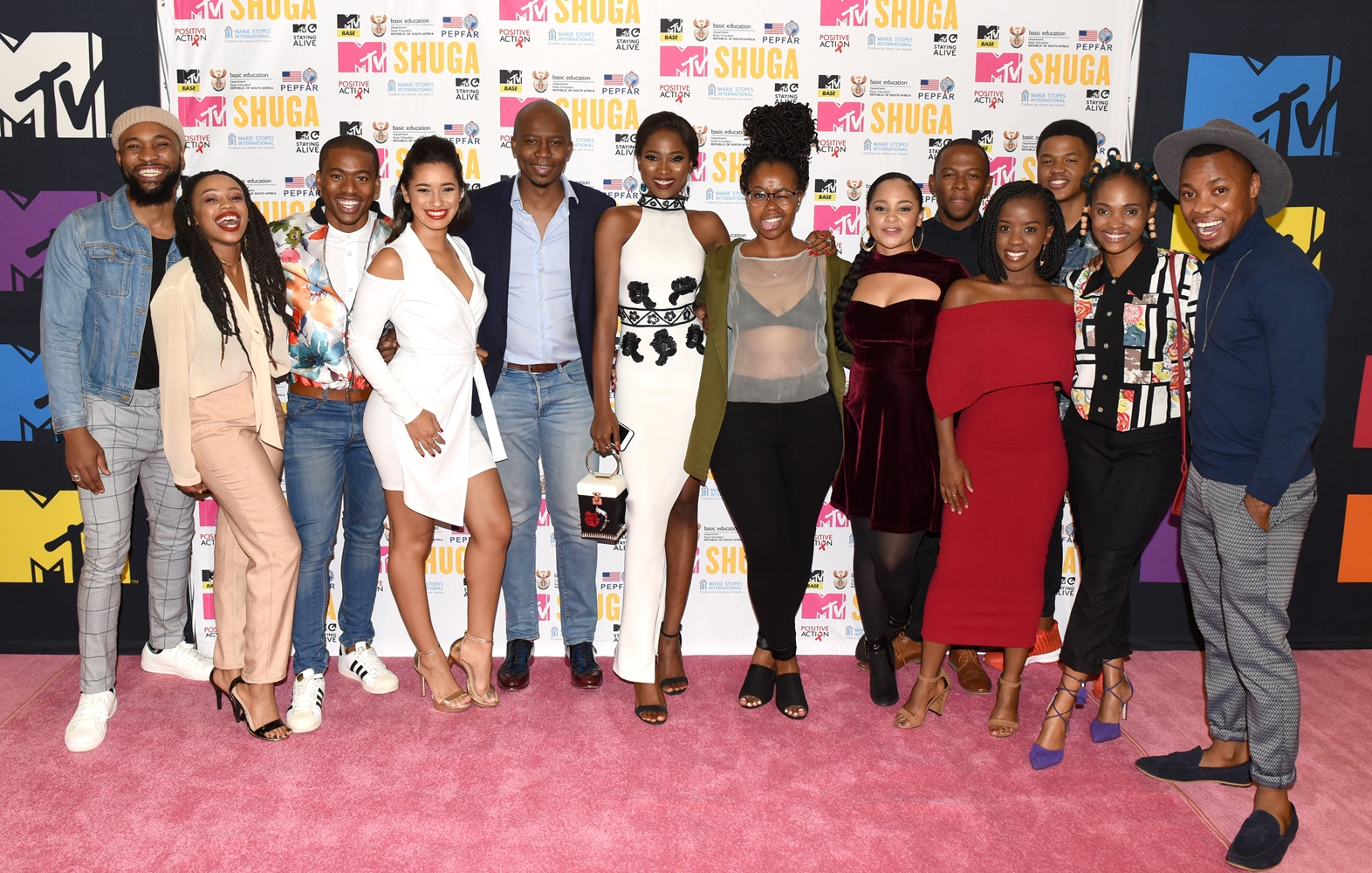 MTV SHUGA NAIJA PREMIERES IN SOUTH AFRICA