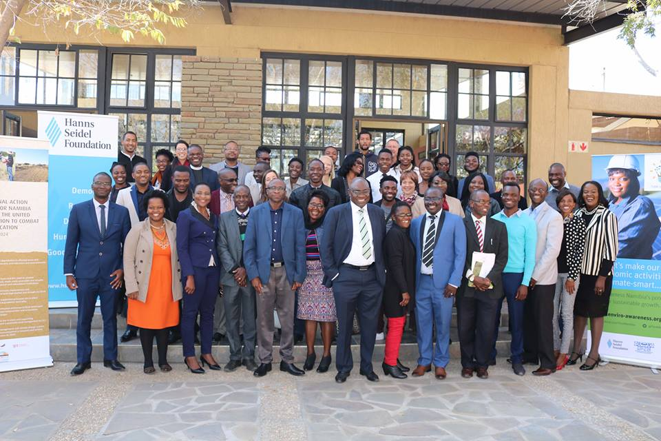 Progress Namibia - Namibia's Policy for Education for Sustainable Development is Coming Together (by Reinhold Mangundu)