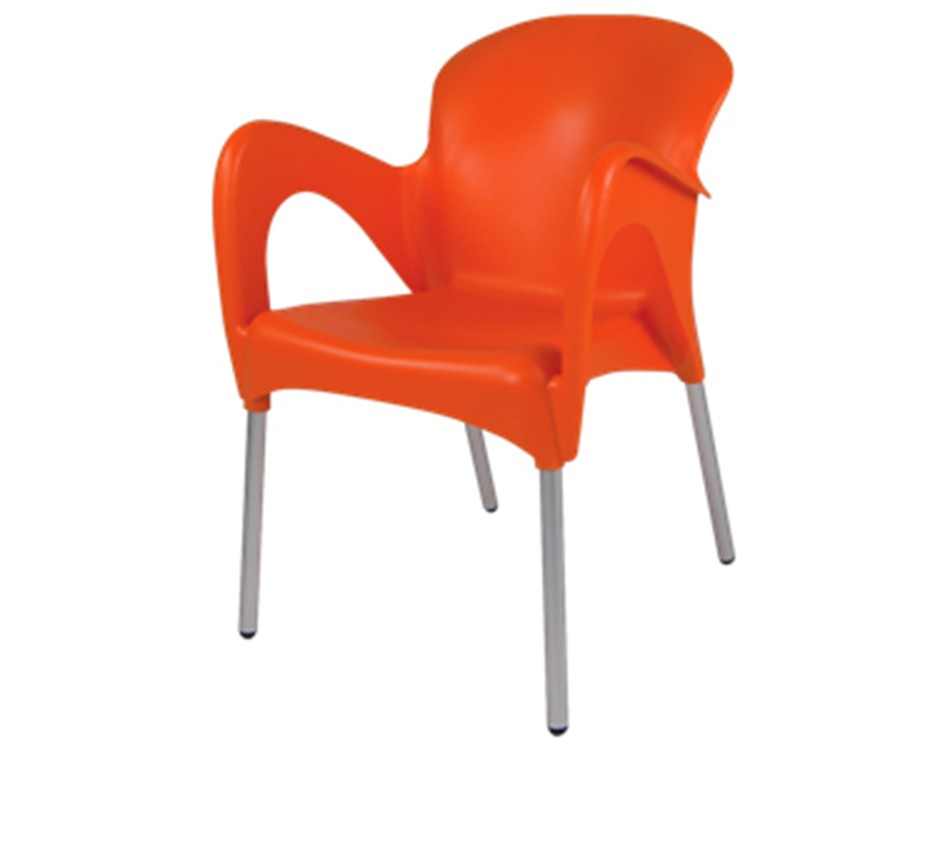 Cafe chair - Orange