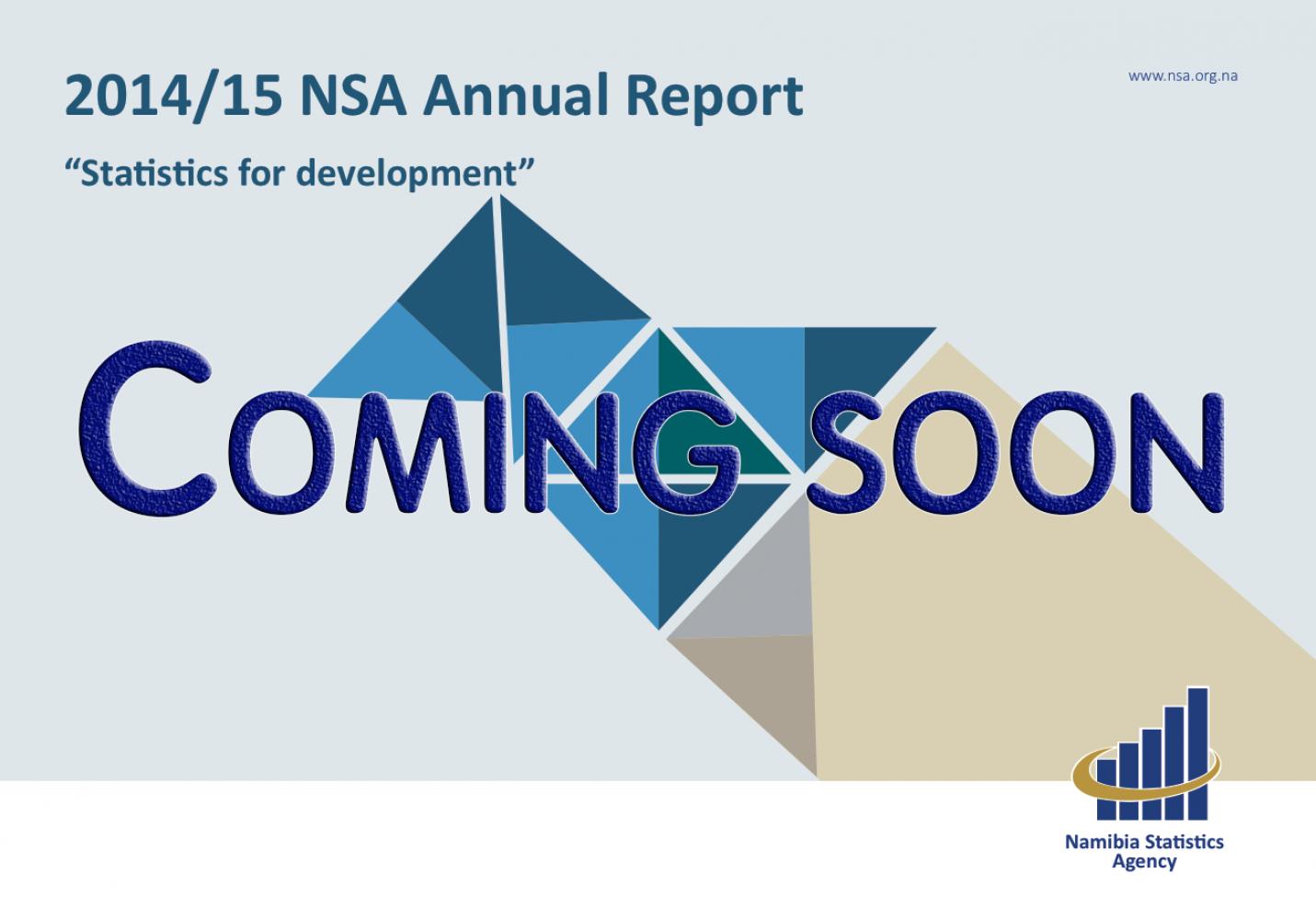 Annual Reprot 2014/15