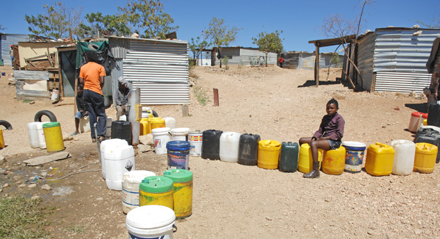 Progress Namibia - Namibia footing a climate change bill of N$400 billion in coming years