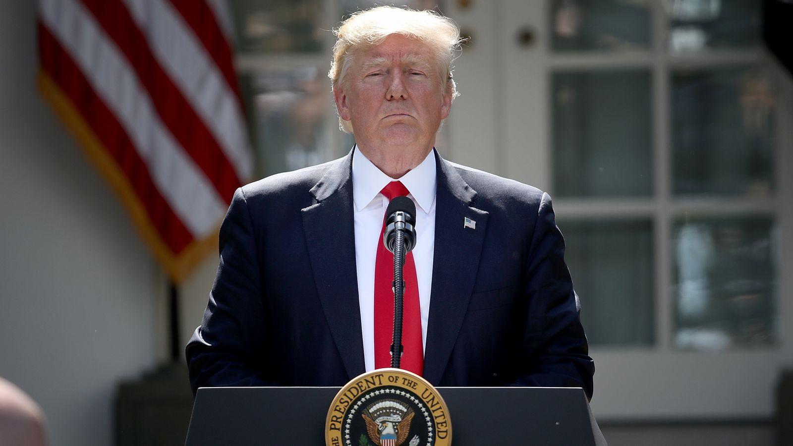 Progress Namibia - Trump Fails the World