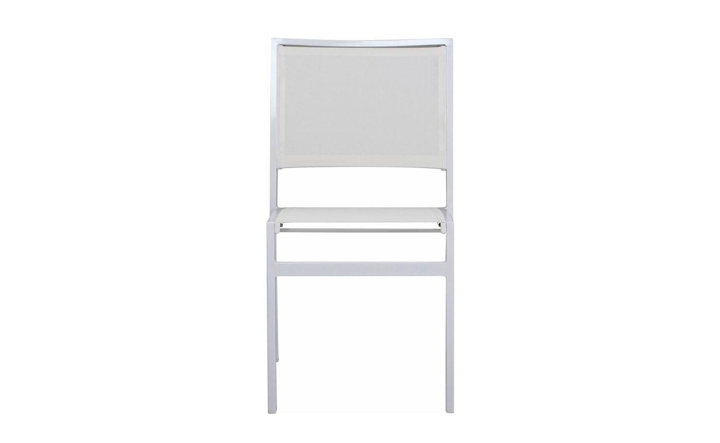 Marino Side chair White