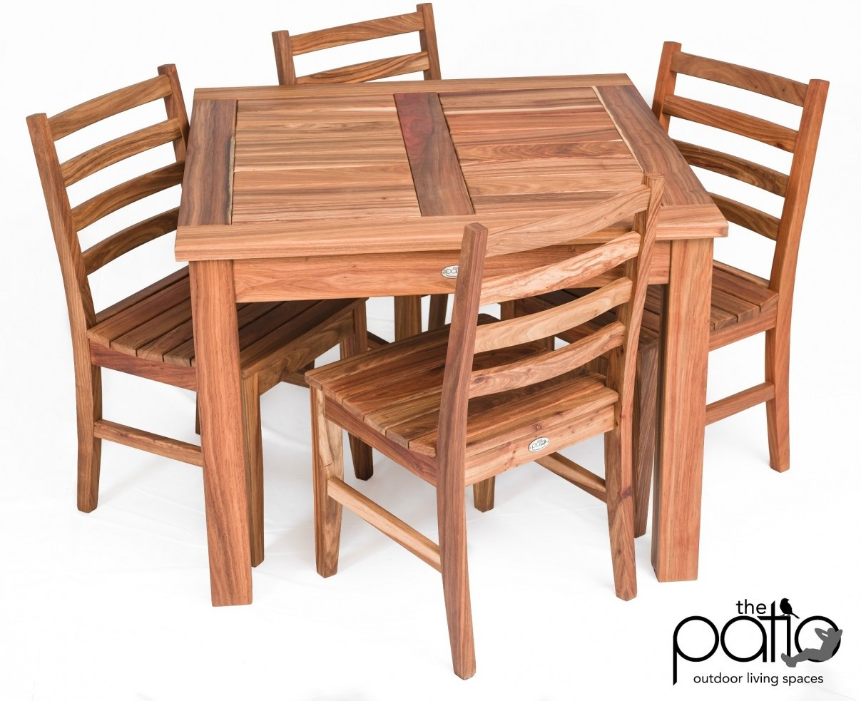 Kiaat Wooden furniture