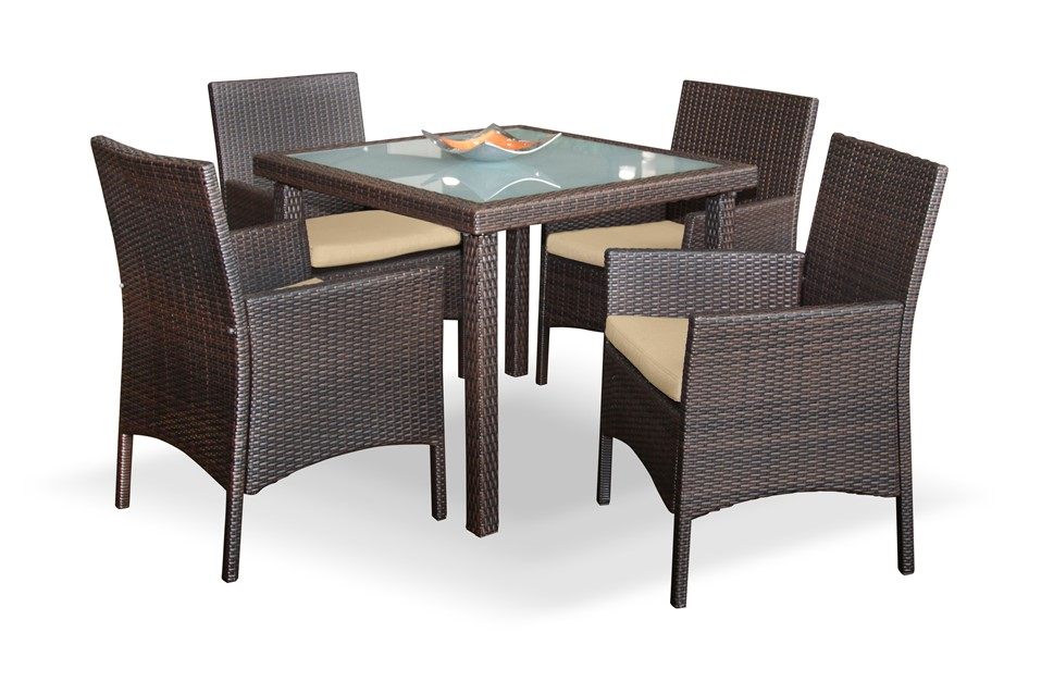 Rachele 4 seater Dining set