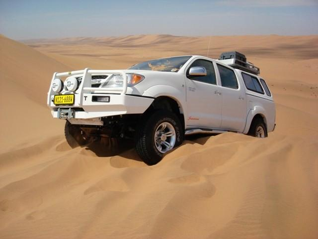 Savanna 4x4 Car Rental