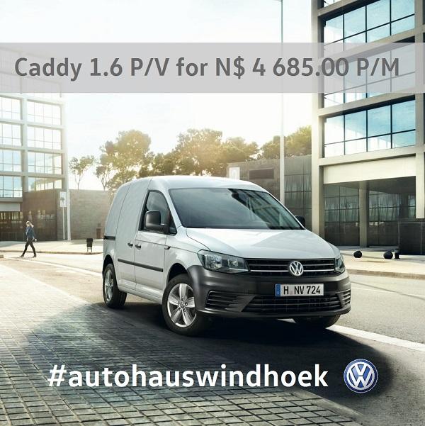 Caddy Panel Van for N$ 4685 P/M