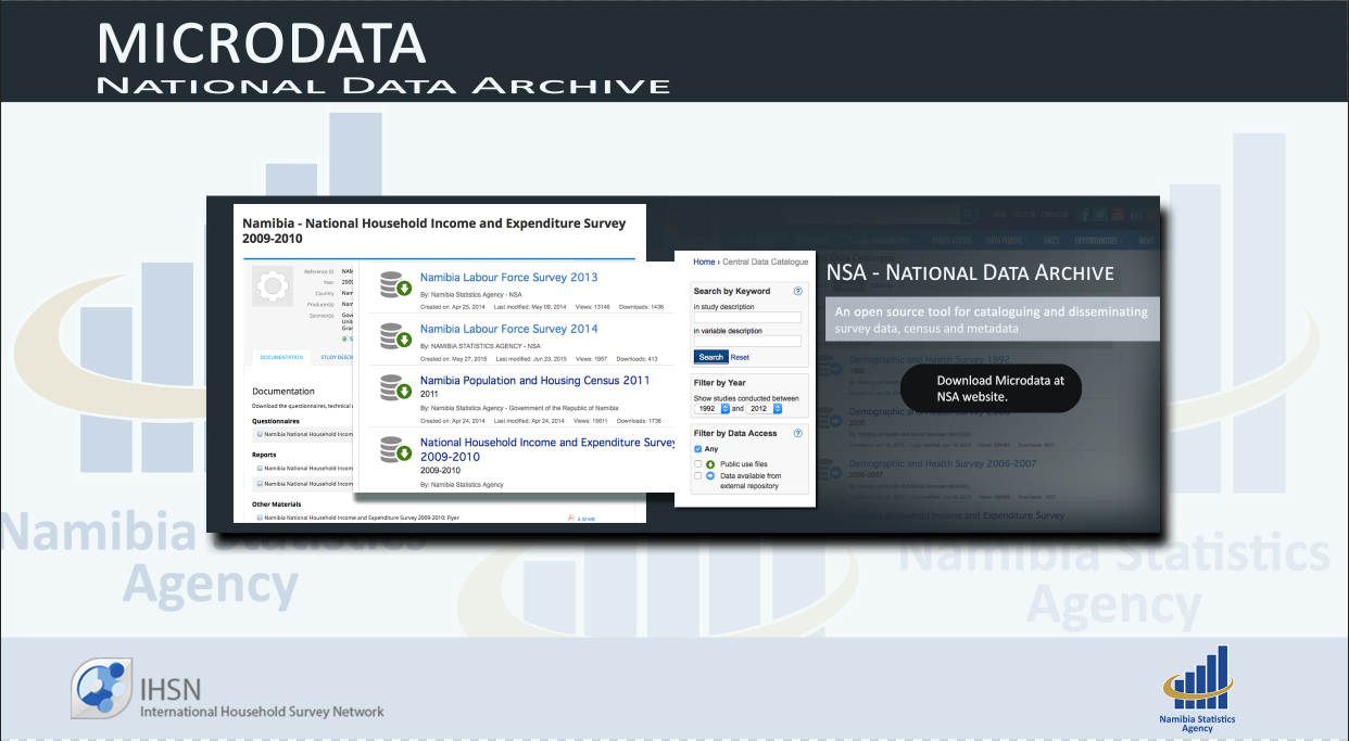 National Data Archive