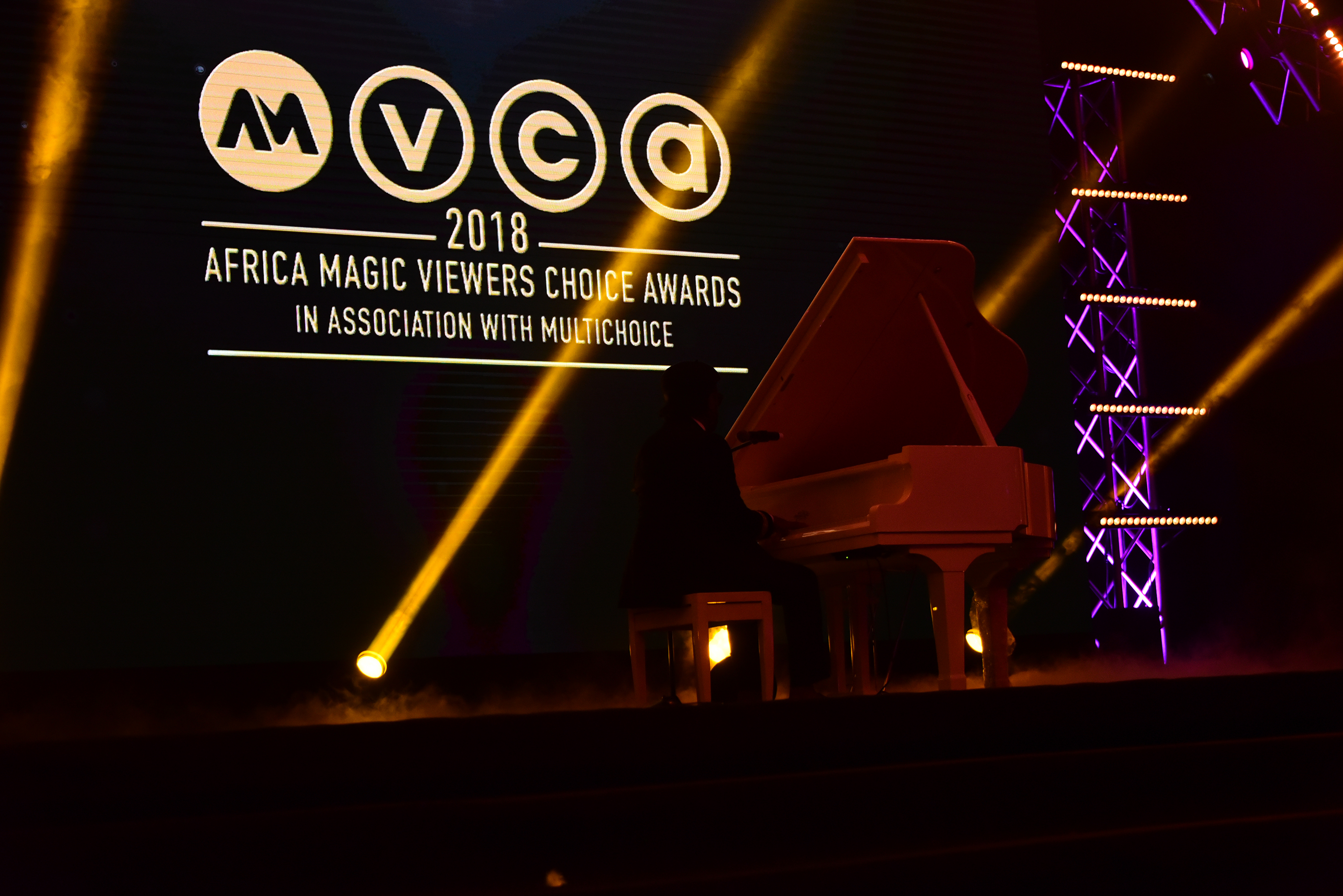 It's Curtain Call at the 2018 AMVCAs as Stars Shine on TV's Most Prestigious Night