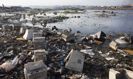 Progress Namibia - The kind of businesses we should be supporting: an example from e-waste