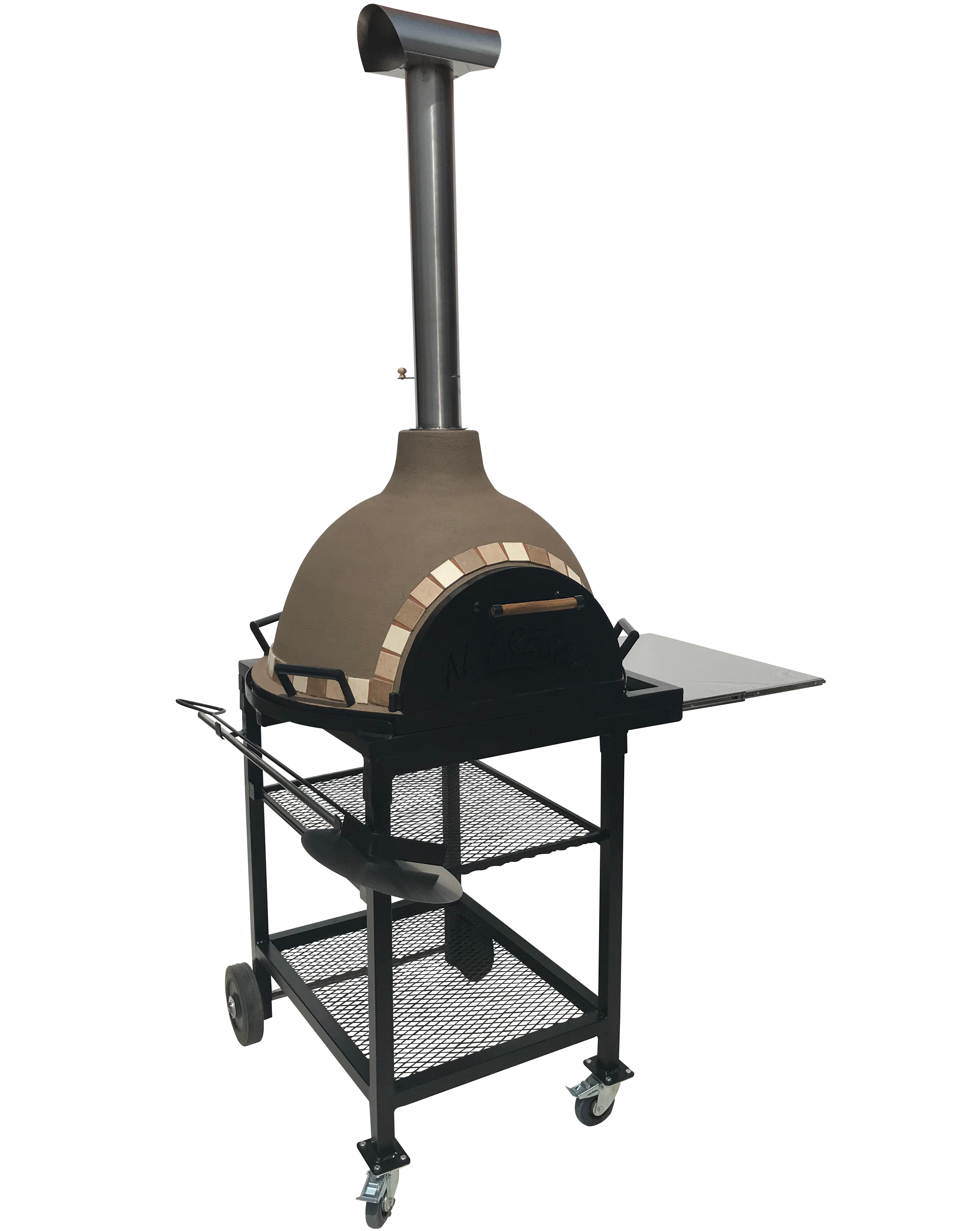 Wood Fire Pizza Oven Small