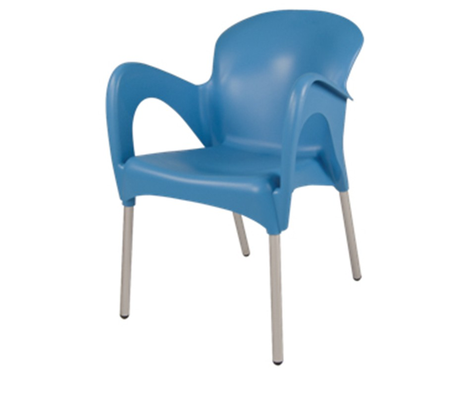 Cafe chair - Sky blue