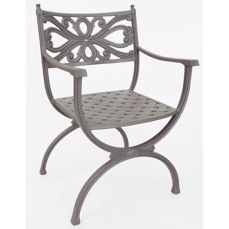 Cast Aluminium Chair 2