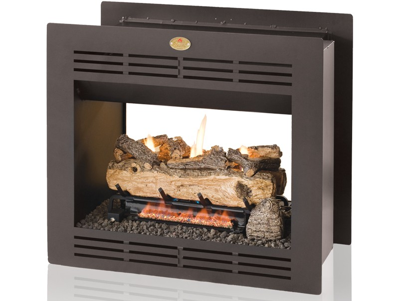 Double Built in Gas Vent Free