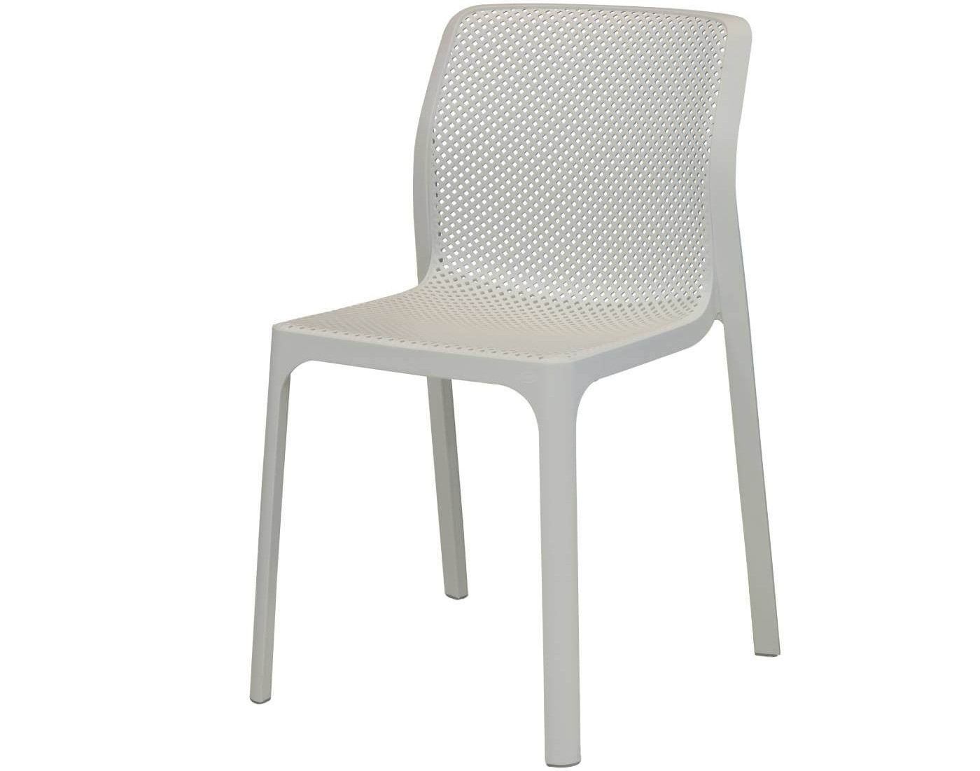 Bitty side chair White
