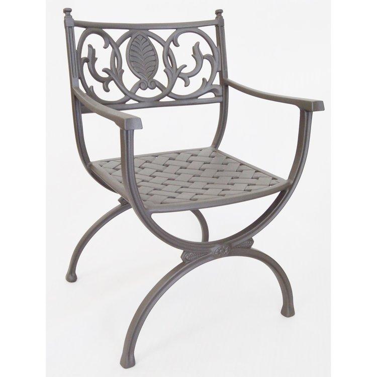 Cast Aluminium Chair 1