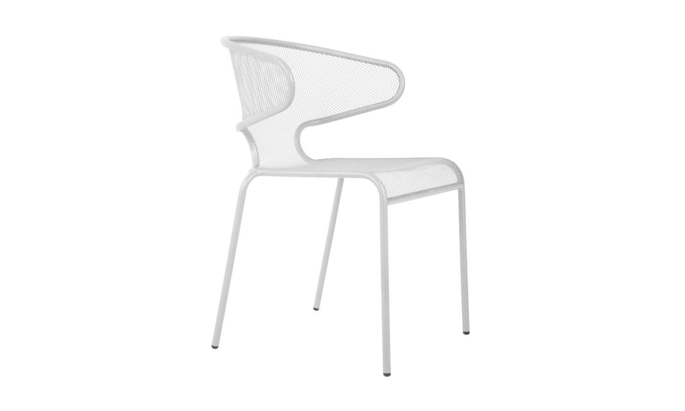 Britt Dining chair White