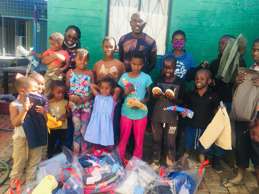 Progress Namibia - And some more compassionate acts to inspire you (Guest Author: Johannes Mulunga)