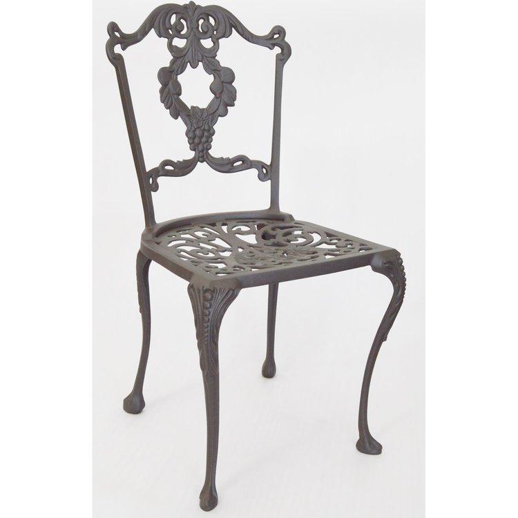 Cast Aluminium Chair 14