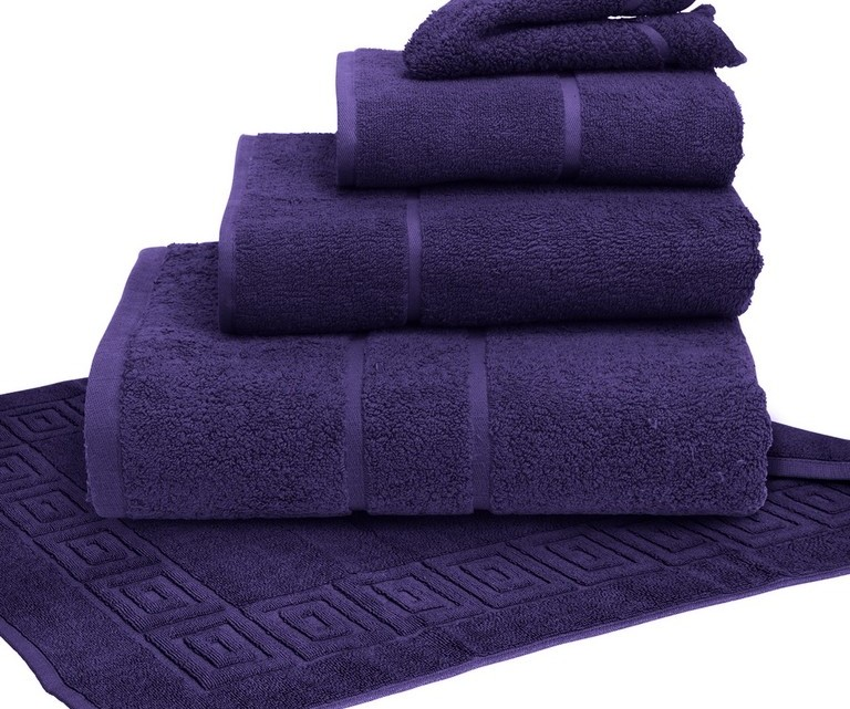 Luxury Range 525gsm - Purple