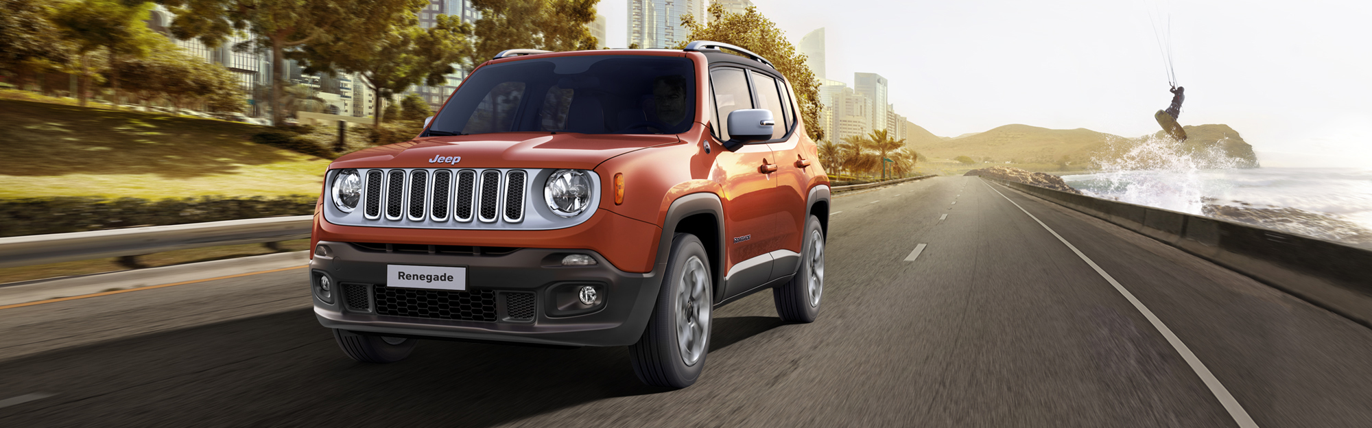 The All-New 2015 Jeep®Renegade